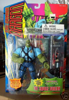 Playmates Toys Savage Dragon Action Figure