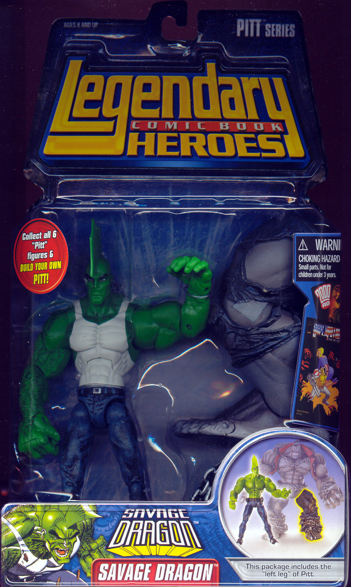 Marvel Toys Dragon Action Figure Variant