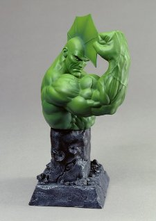 CS Moore Savage Dragon Bust