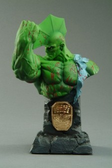 CS Moore Savage Dragon Bust Variant