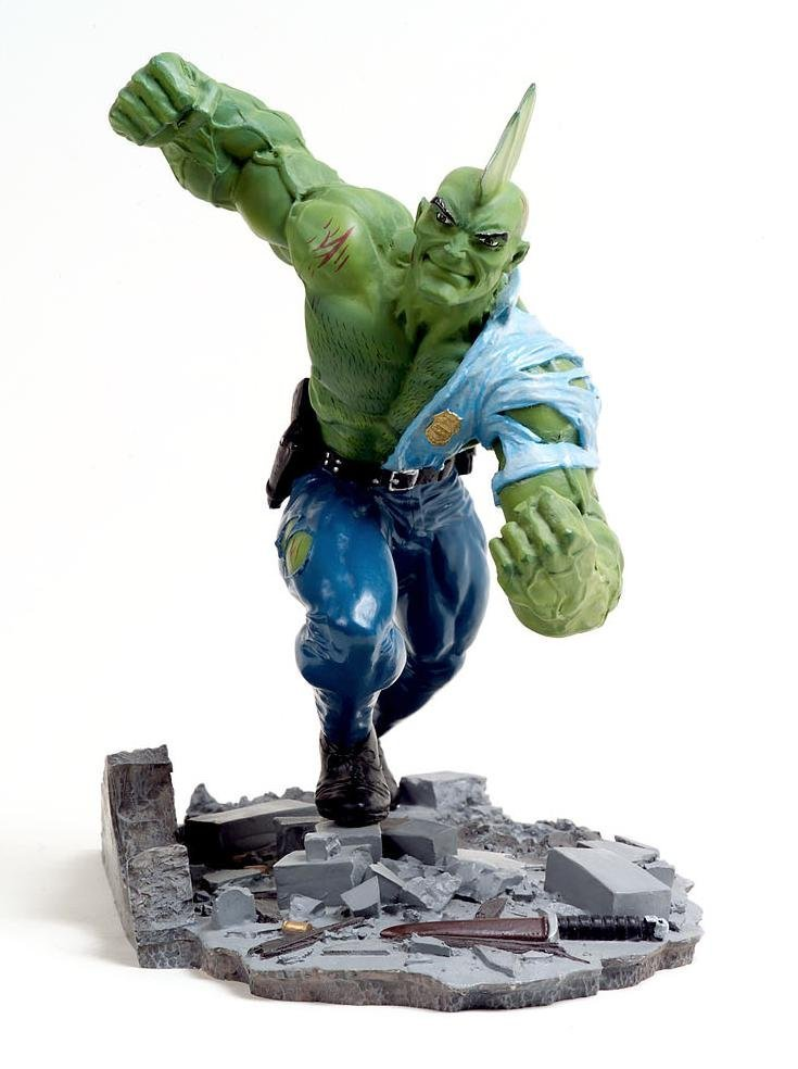 CS Moore Savage Dragon Statue
