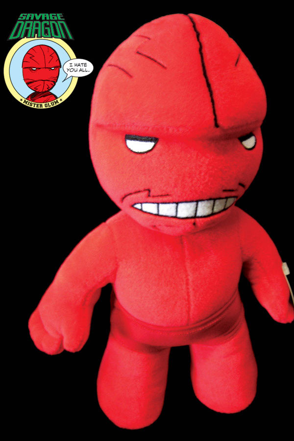 Mr. Glum Plush