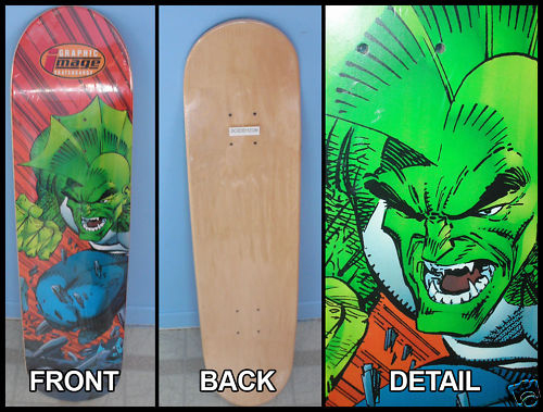 Savage Dragon Skateboard