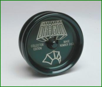 Savage Dragon Yoyo