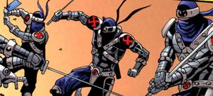 The Nazi Ninjas