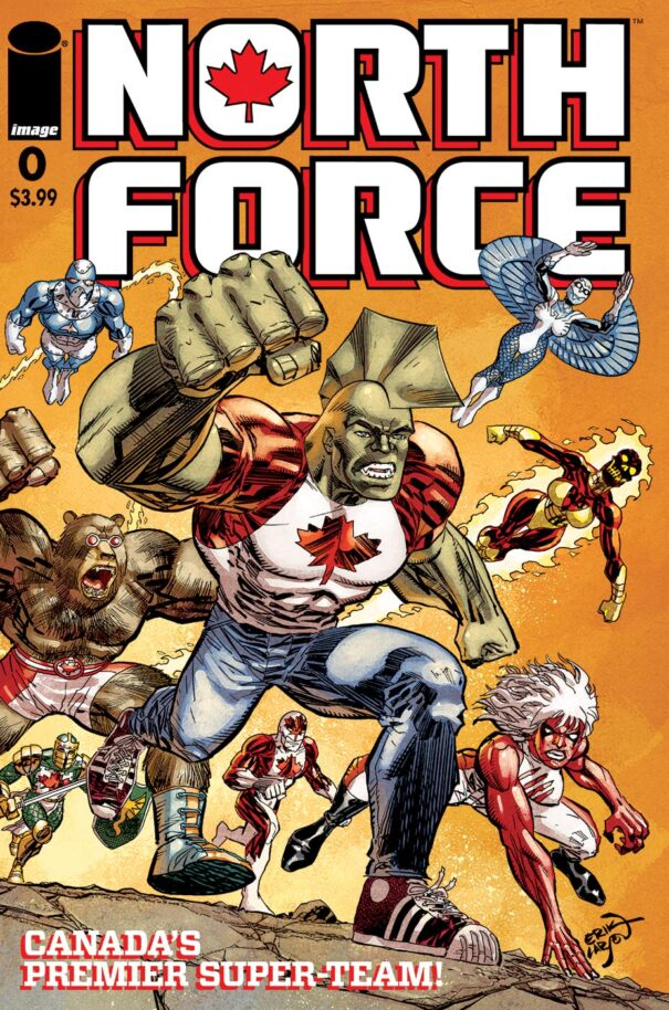 Cover North Force #0