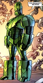 Robot Rex