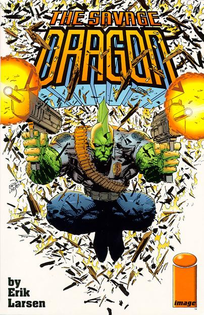 Cover Savage Dragon TPB #01