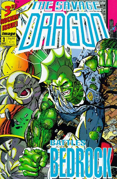 Cover Savage Dragon Vol.1 #03