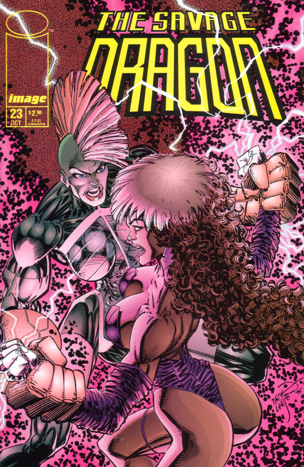 Cover Savage Dragon Vol.2 #23