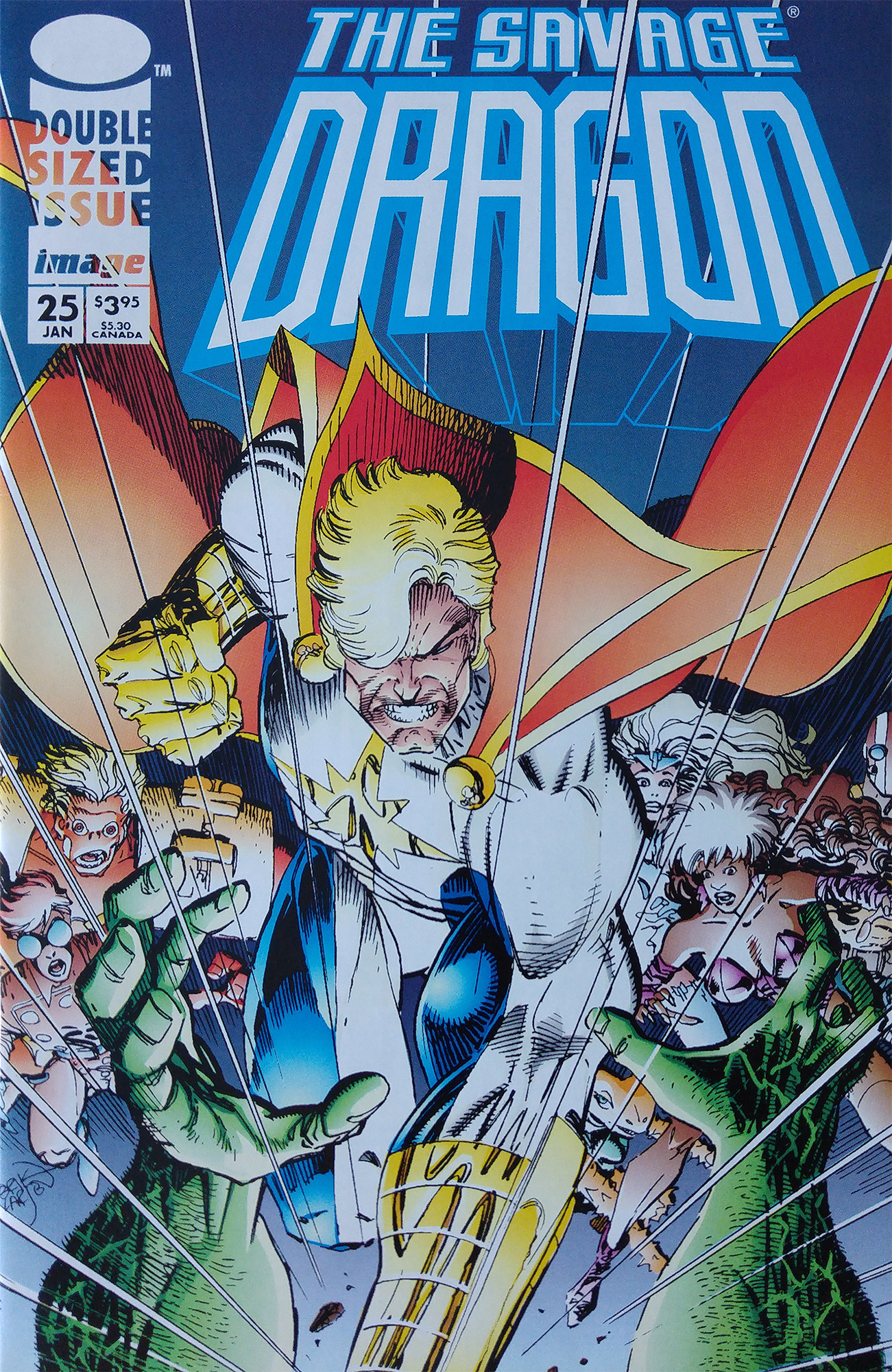Cover Savage Dragon Vol.2 #25