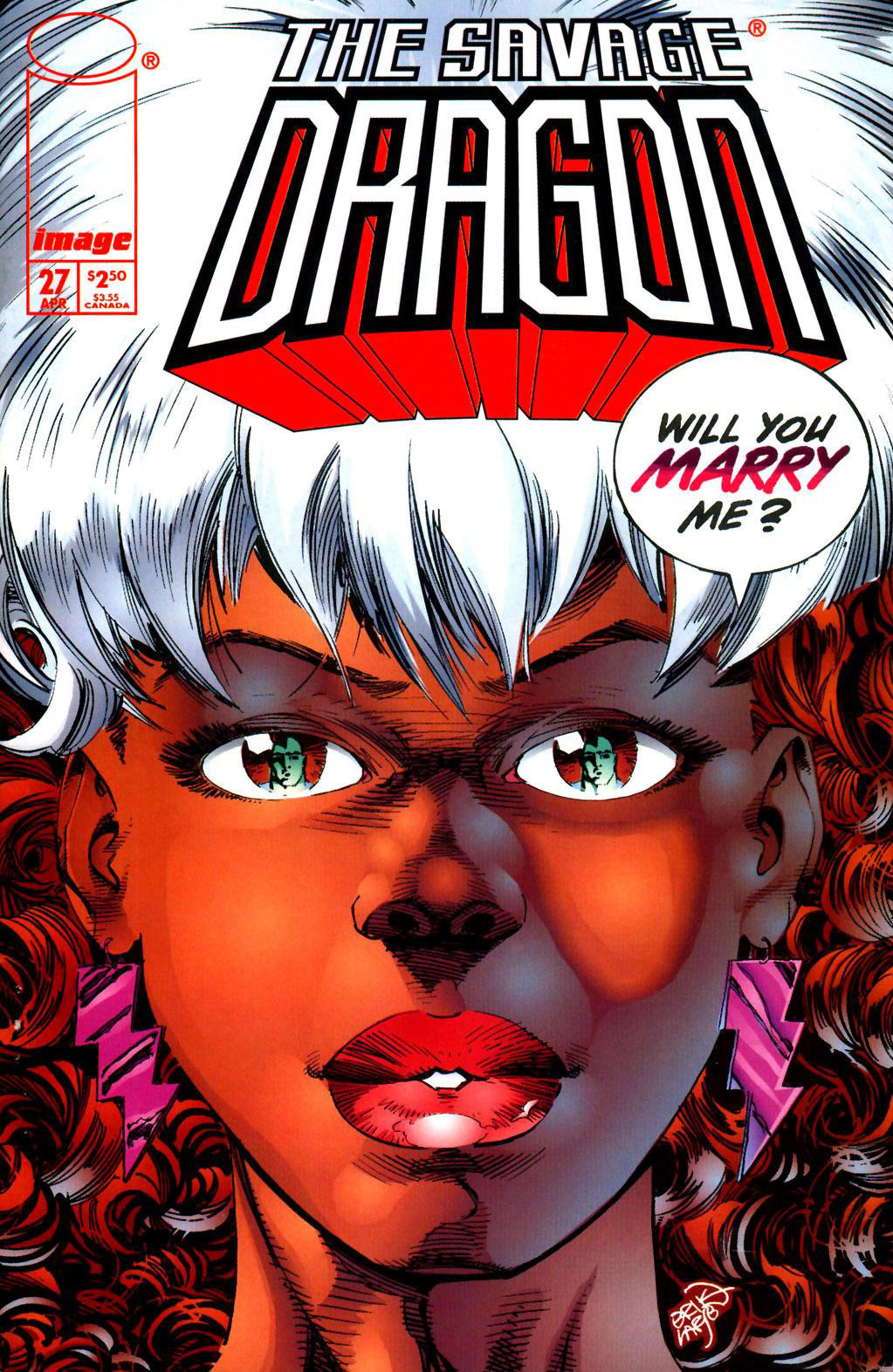 Cover Savage Dragon Vol.2 #27