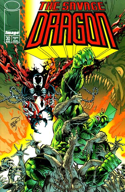 Cover Savage Dragon Vol.2 #30