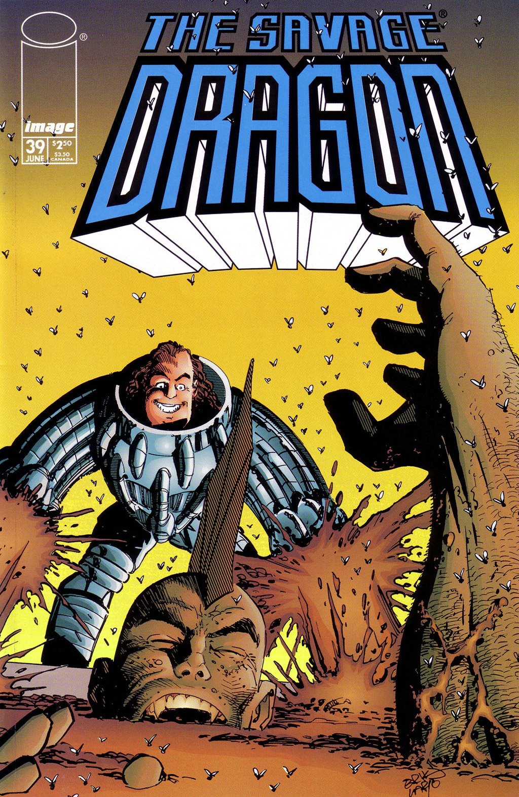 Cover Savage Dragon Vol.2 #39