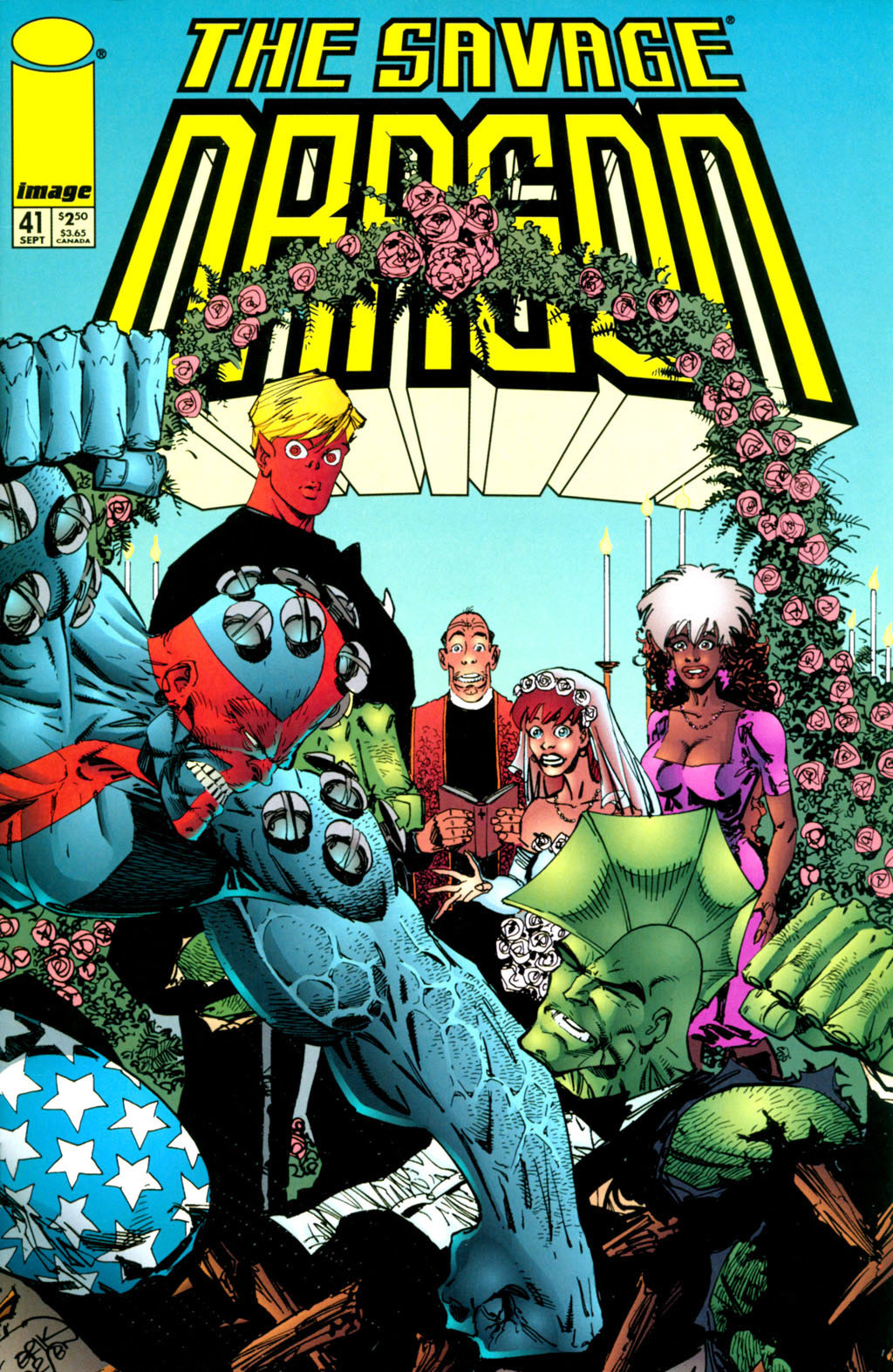 Cover Savage Dragon Vol.2 #41