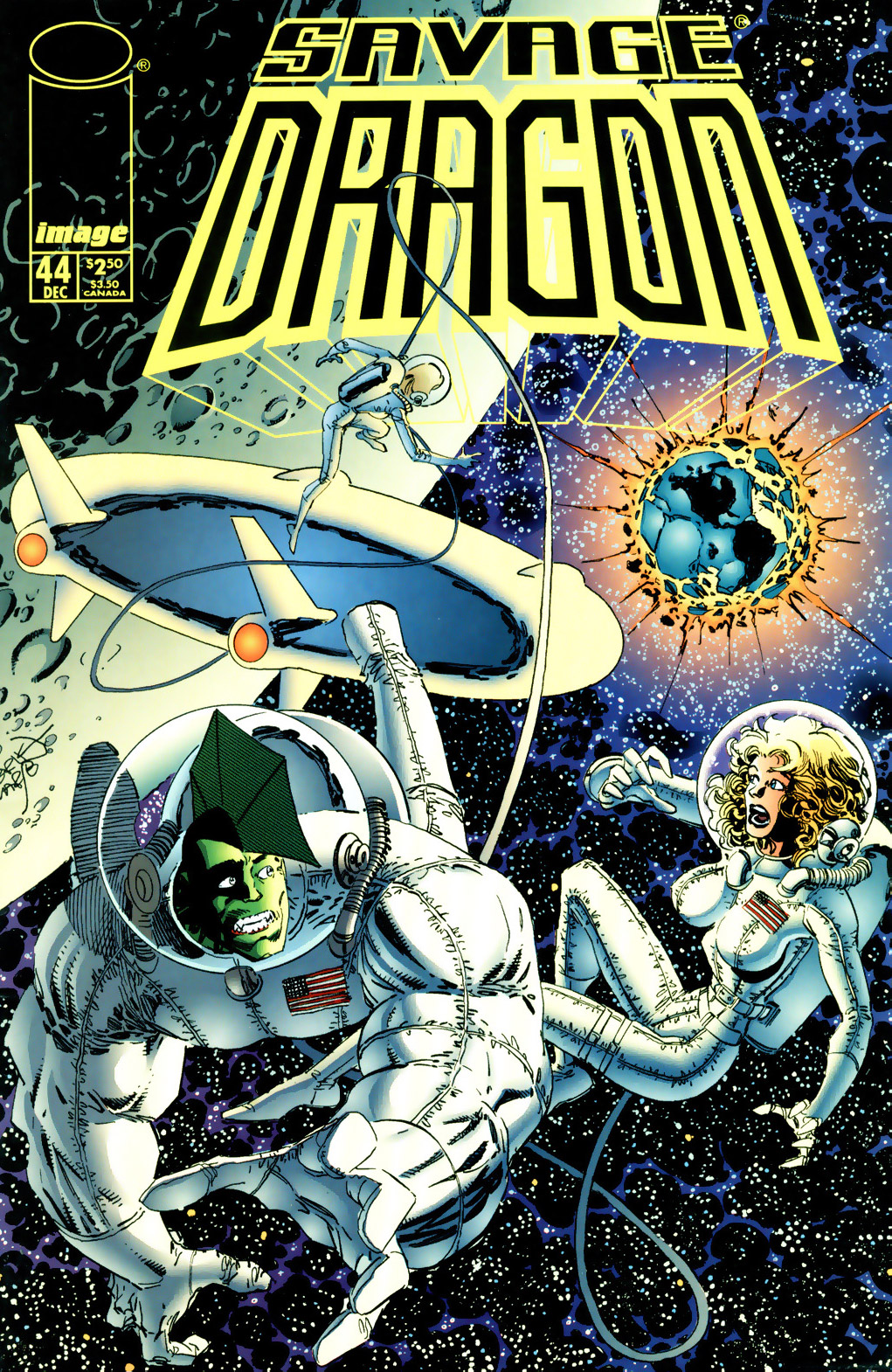 Cover Savage Dragon Vol.2 #44