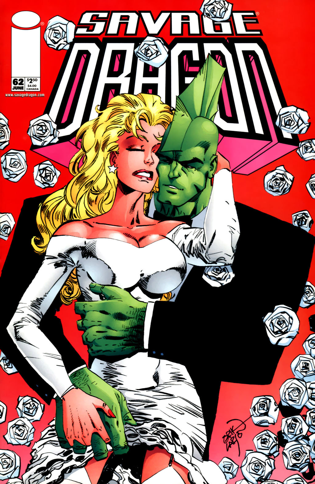 Cover Savage Dragon Vol.2 #62
