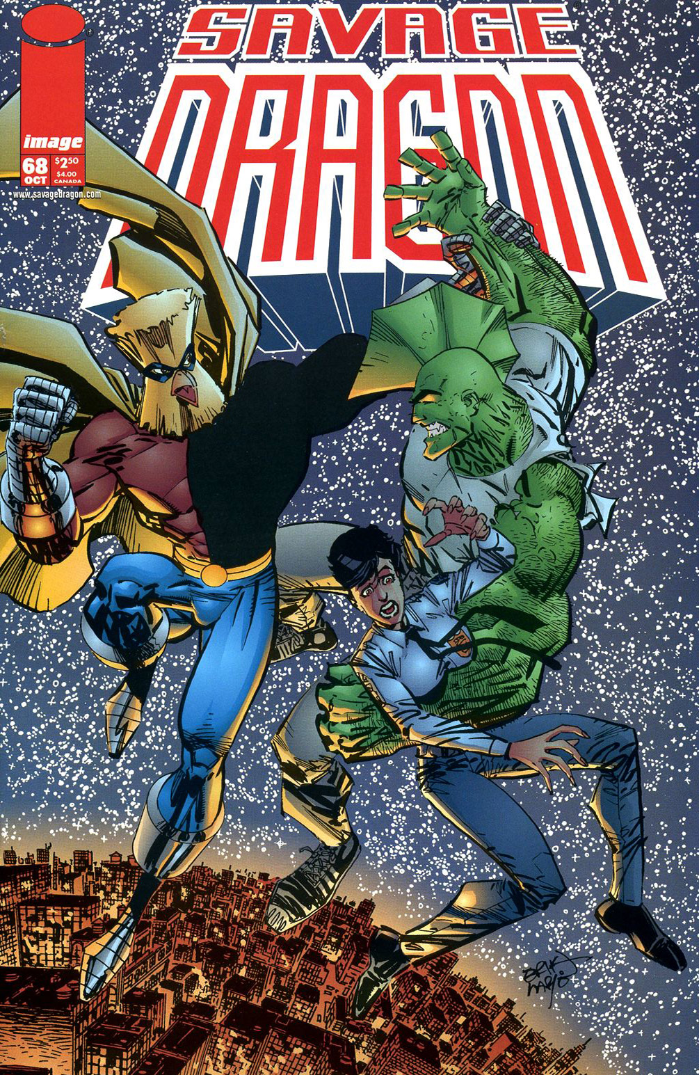 Cover Savage Dragon Vol.2 #68