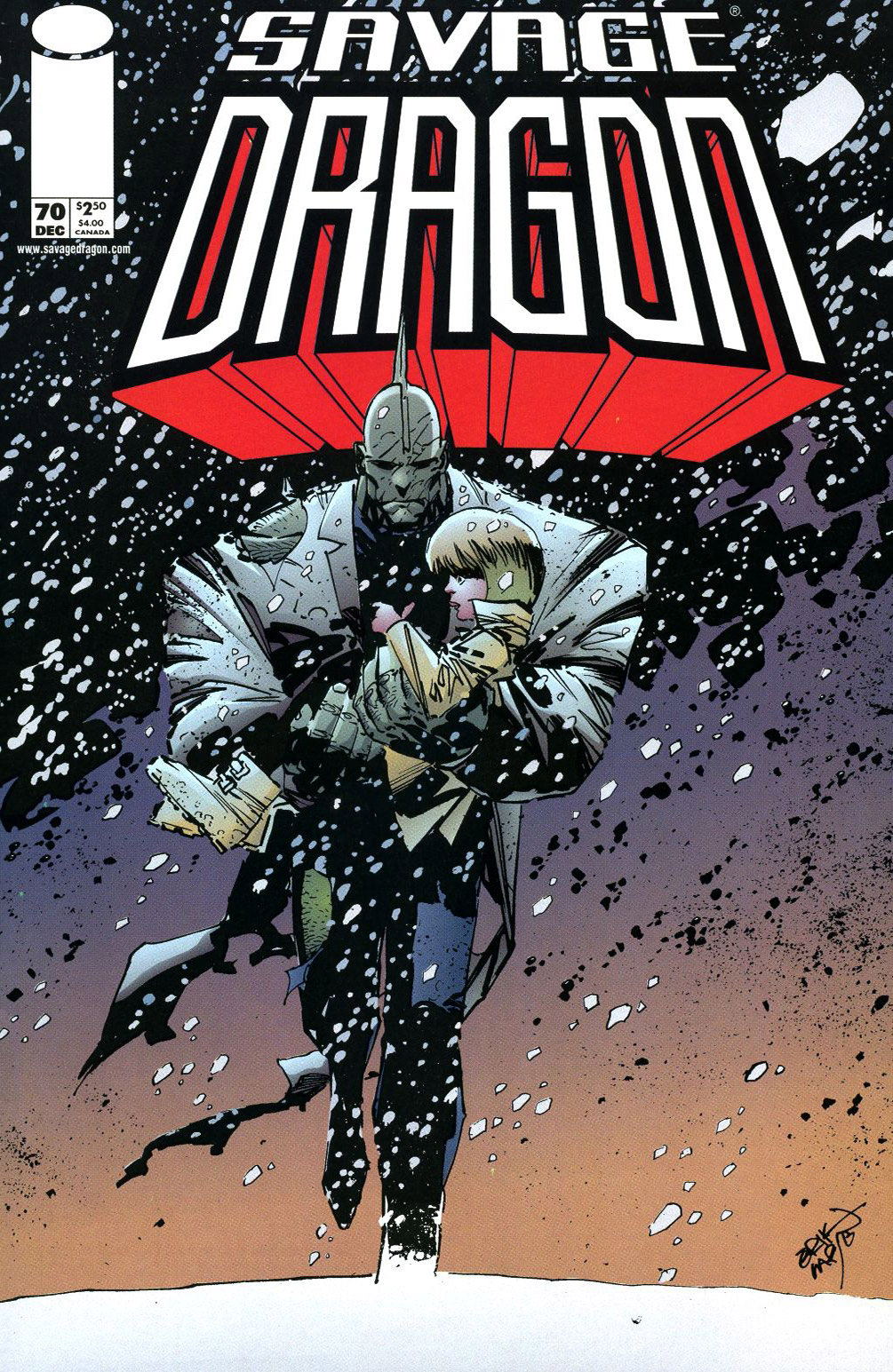 Cover Savage Dragon Vol.2 #70