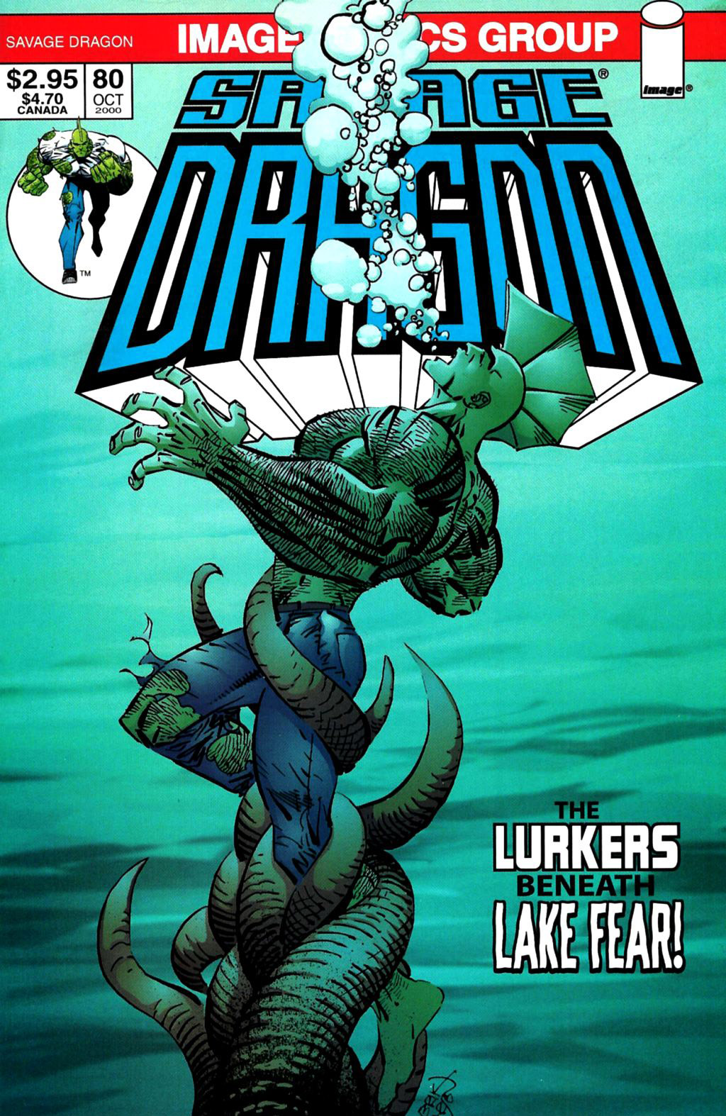 Cover Savage Dragon Vol.2 #80