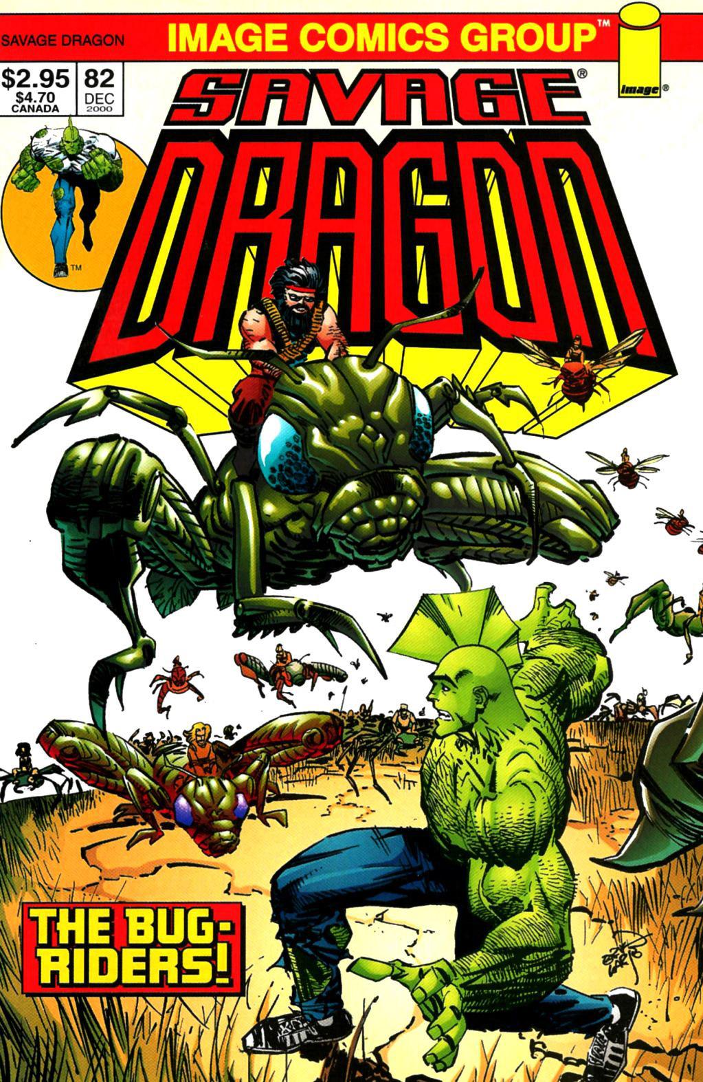 Cover Savage Dragon Vol.2 #82