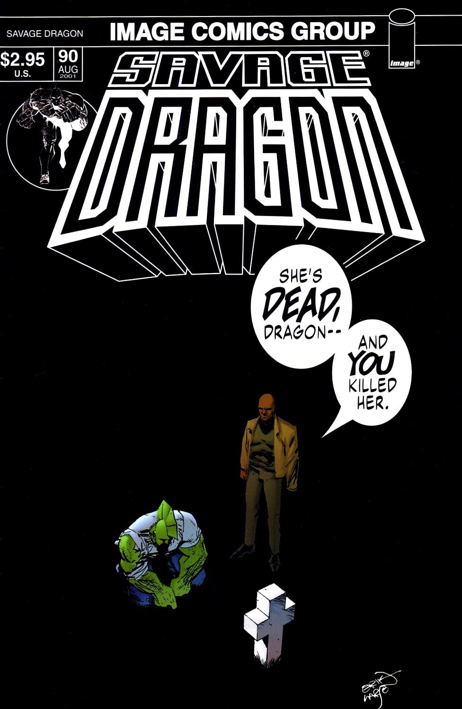 Cover Savage Dragon Vol.2 #90