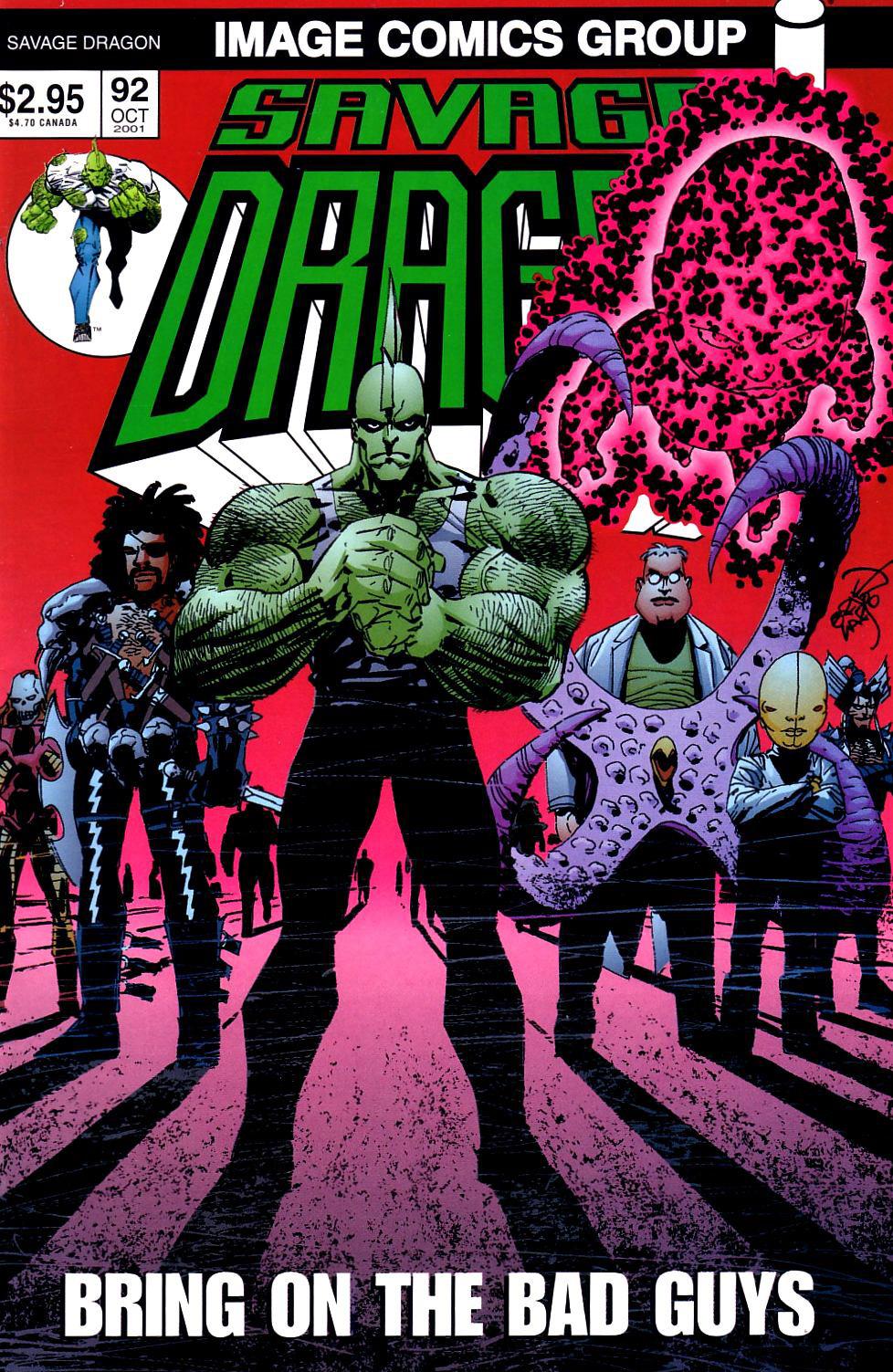 Cover Savage Dragon Vol.2 #92