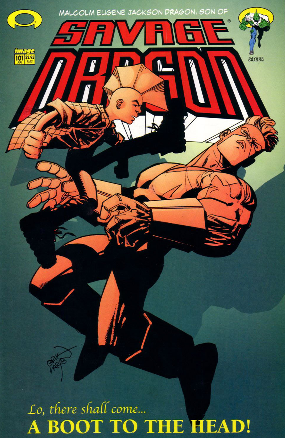Cover Savage Dragon Vol.2 #101