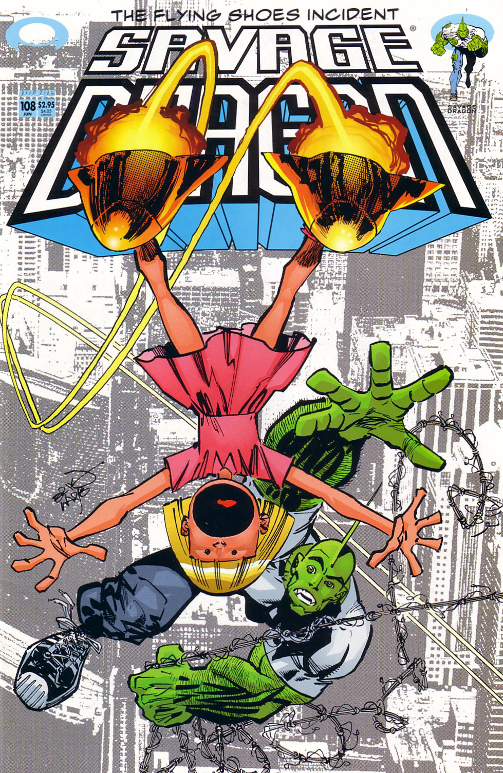 Cover Savage Dragon Vol.2 #108