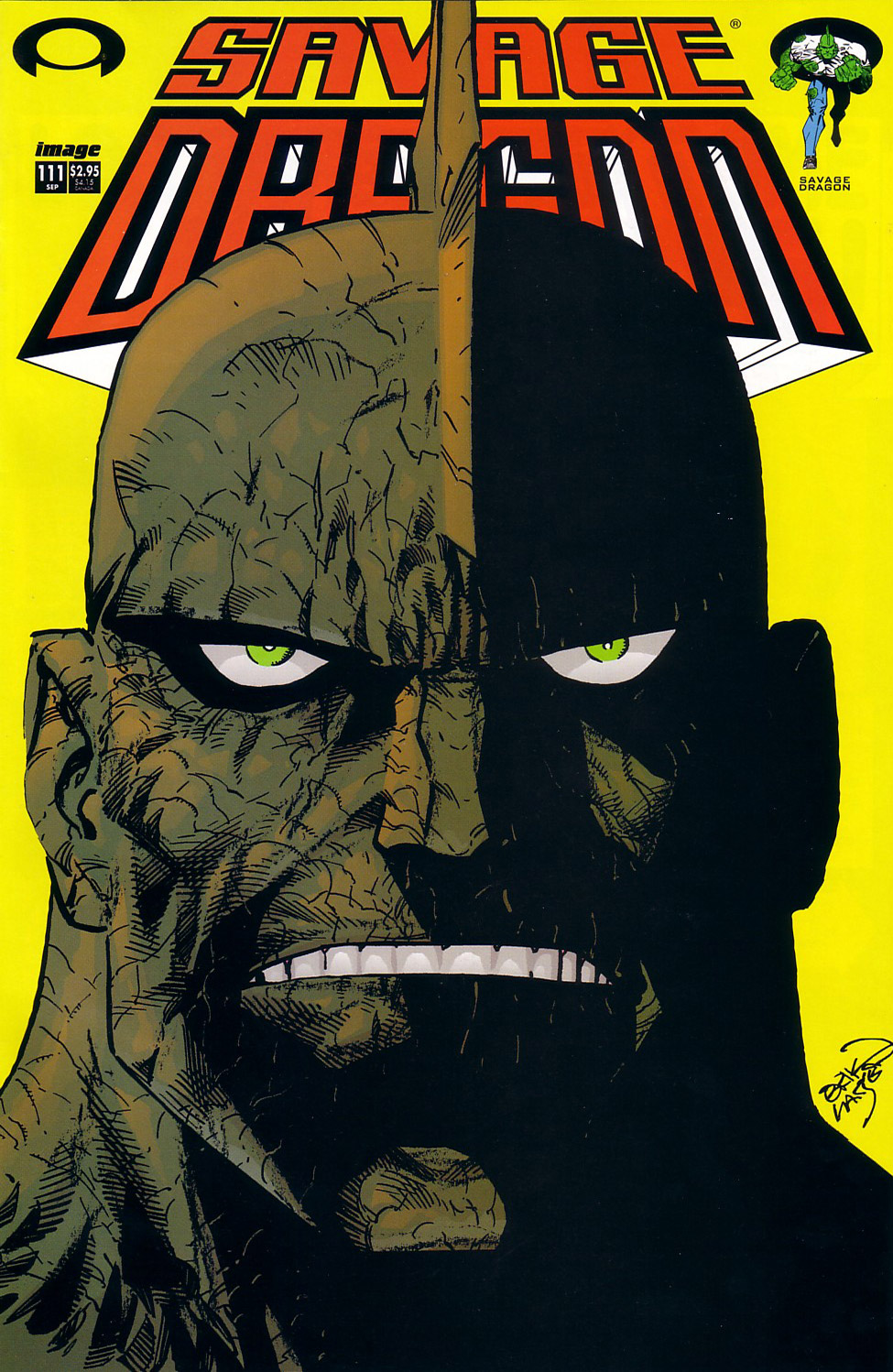 Cover Savage Dragon Vol.2 #111