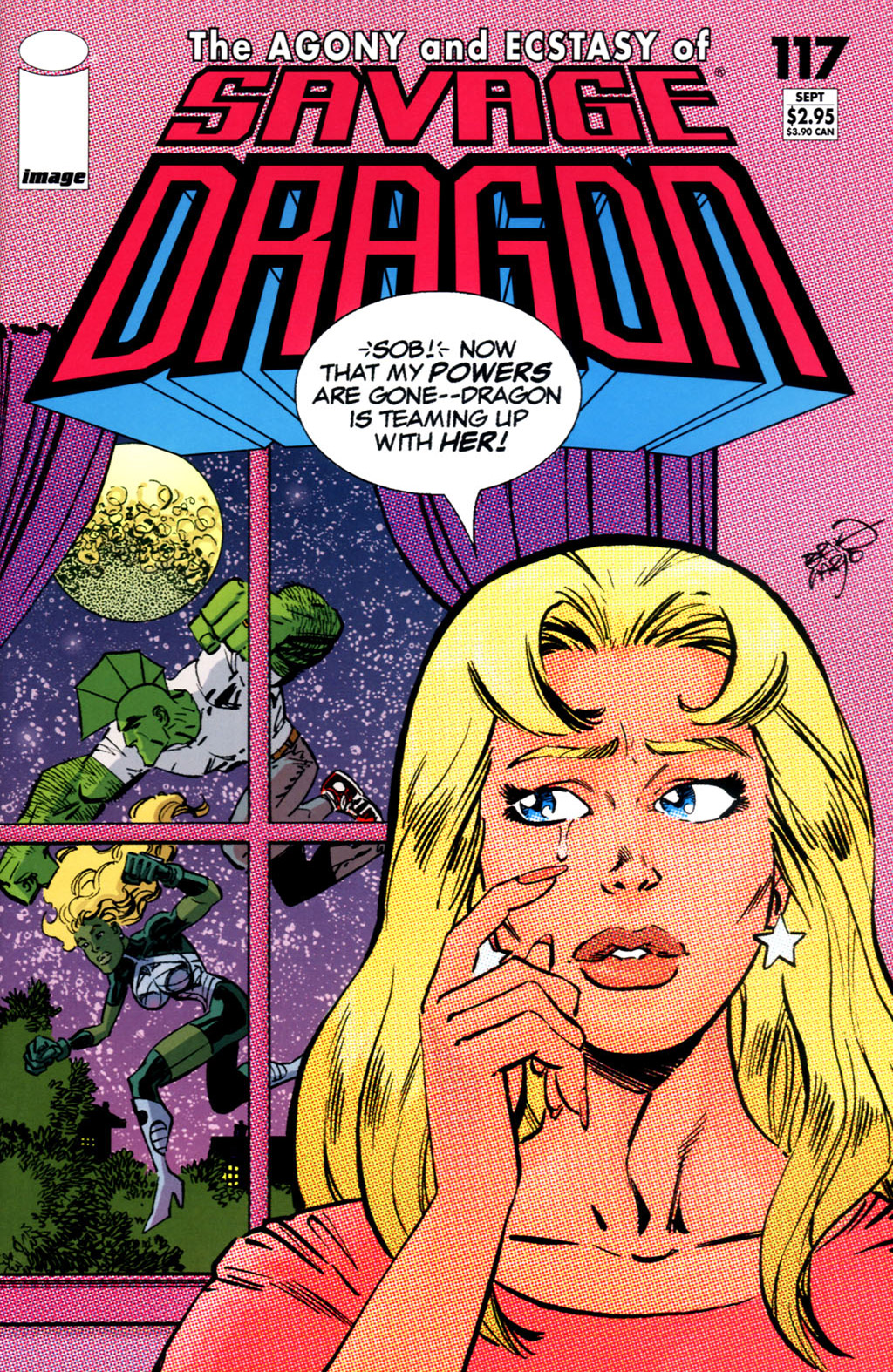 Cover Savage Dragon Vol.2 #117