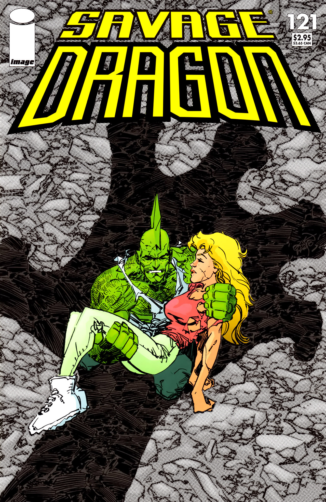 Cover Savage Dragon Vol.2 #121