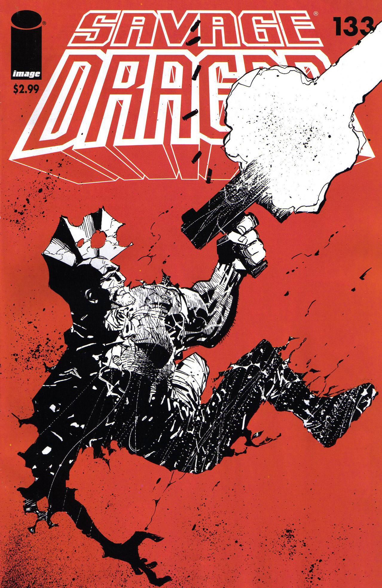 Cover Savage Dragon Vol.2 #133