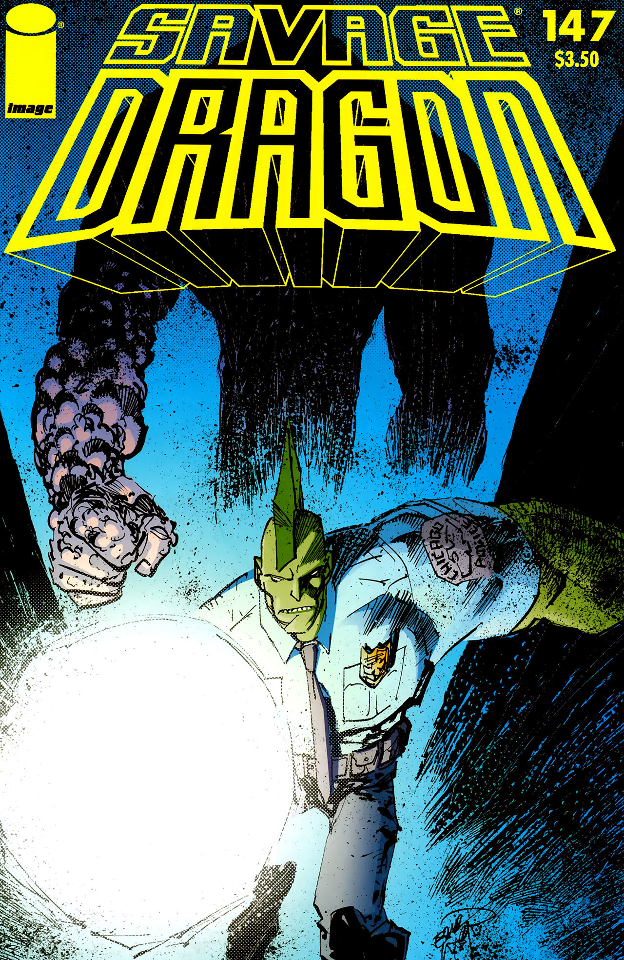 Cover Savage Dragon Vol.2 #147