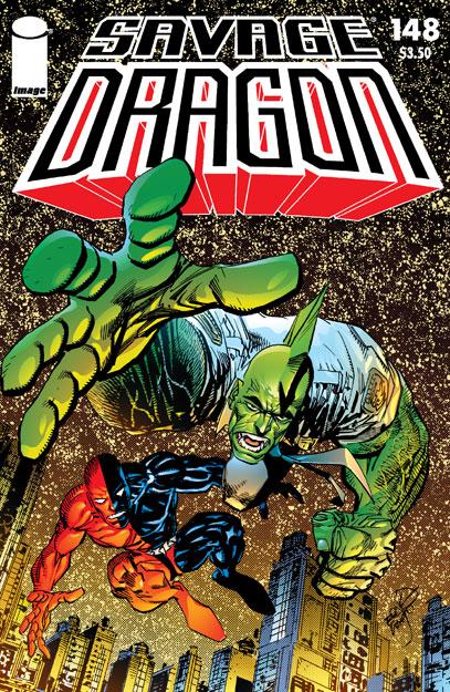 Cover Savage Dragon Vol.2 #148