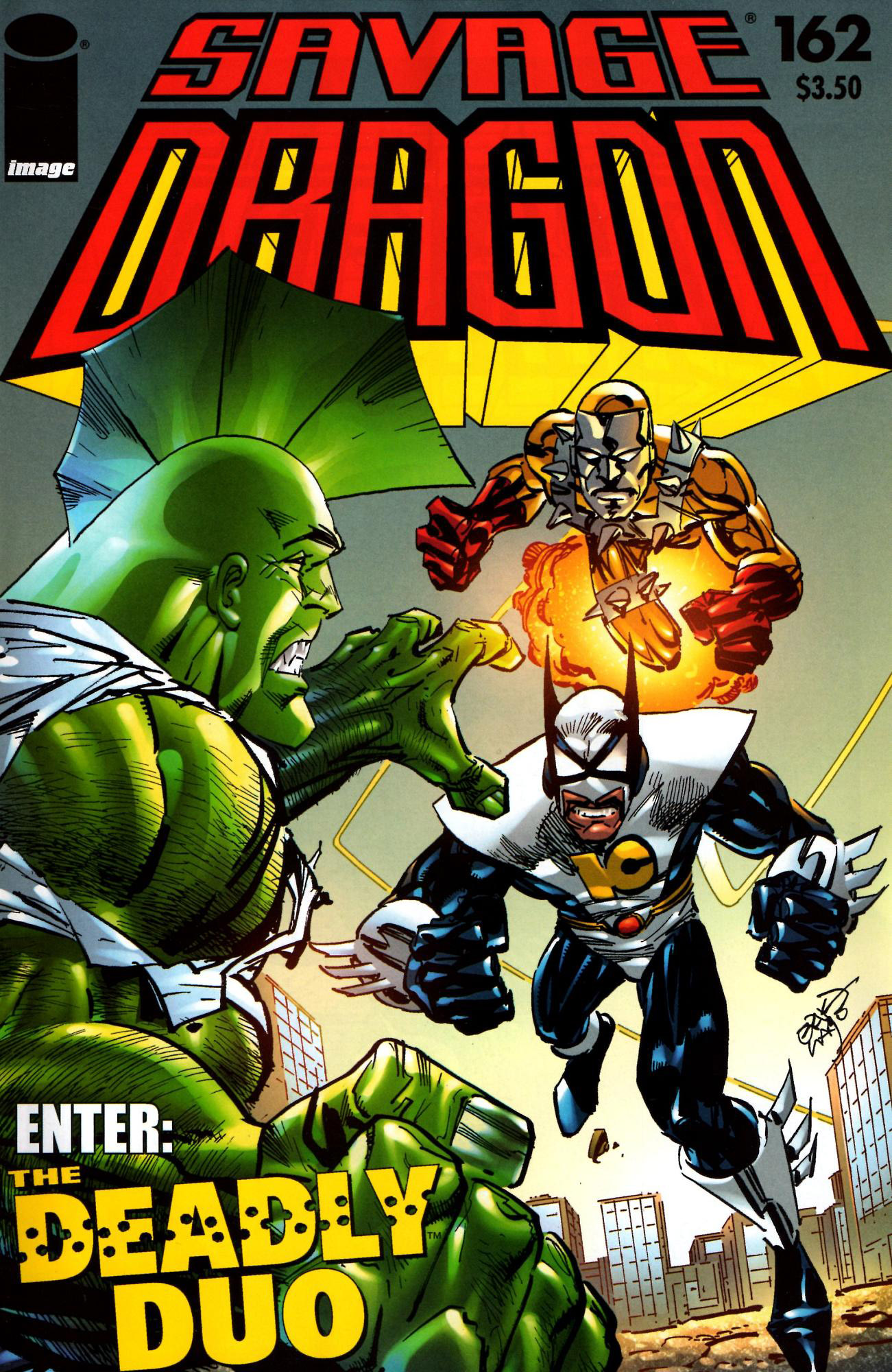 Cover Savage Dragon Vol.2 #162