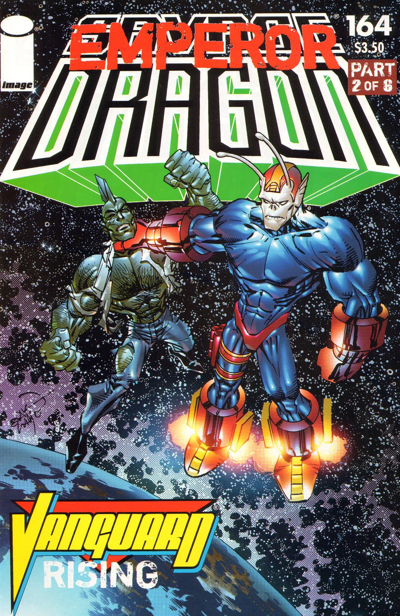 Cover Savage Dragon Vol.2 #164