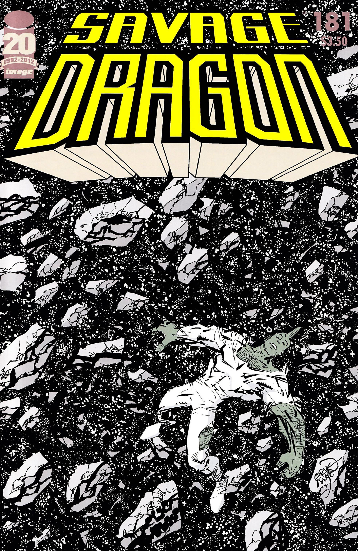 Cover Savage Dragon Vol.2 #181