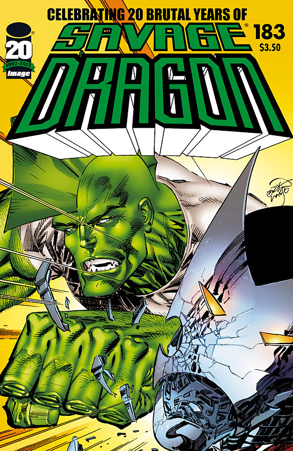 Cover Savage Dragon Vol.2 #183