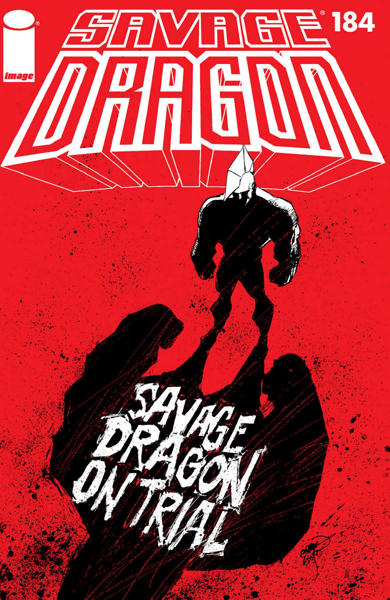 Cover Savage Dragon Vol.2 #184