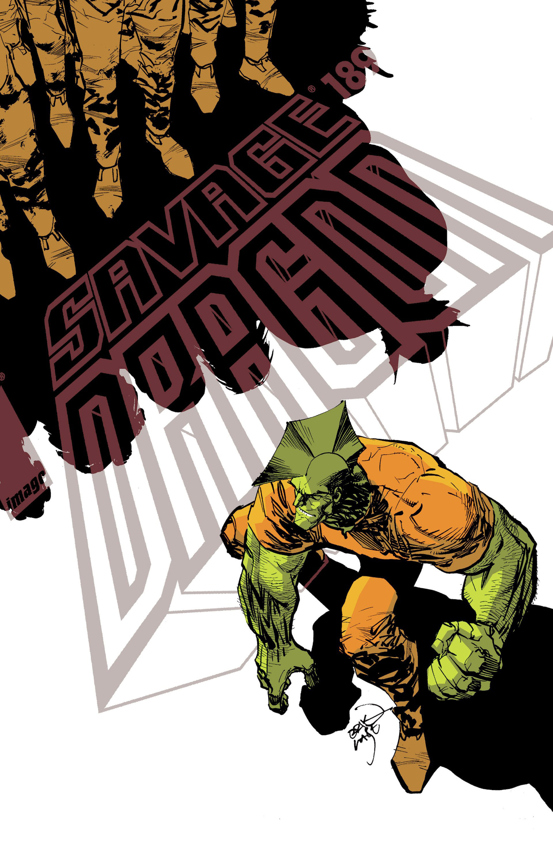 Cover Savage Dragon Vol.2 #189