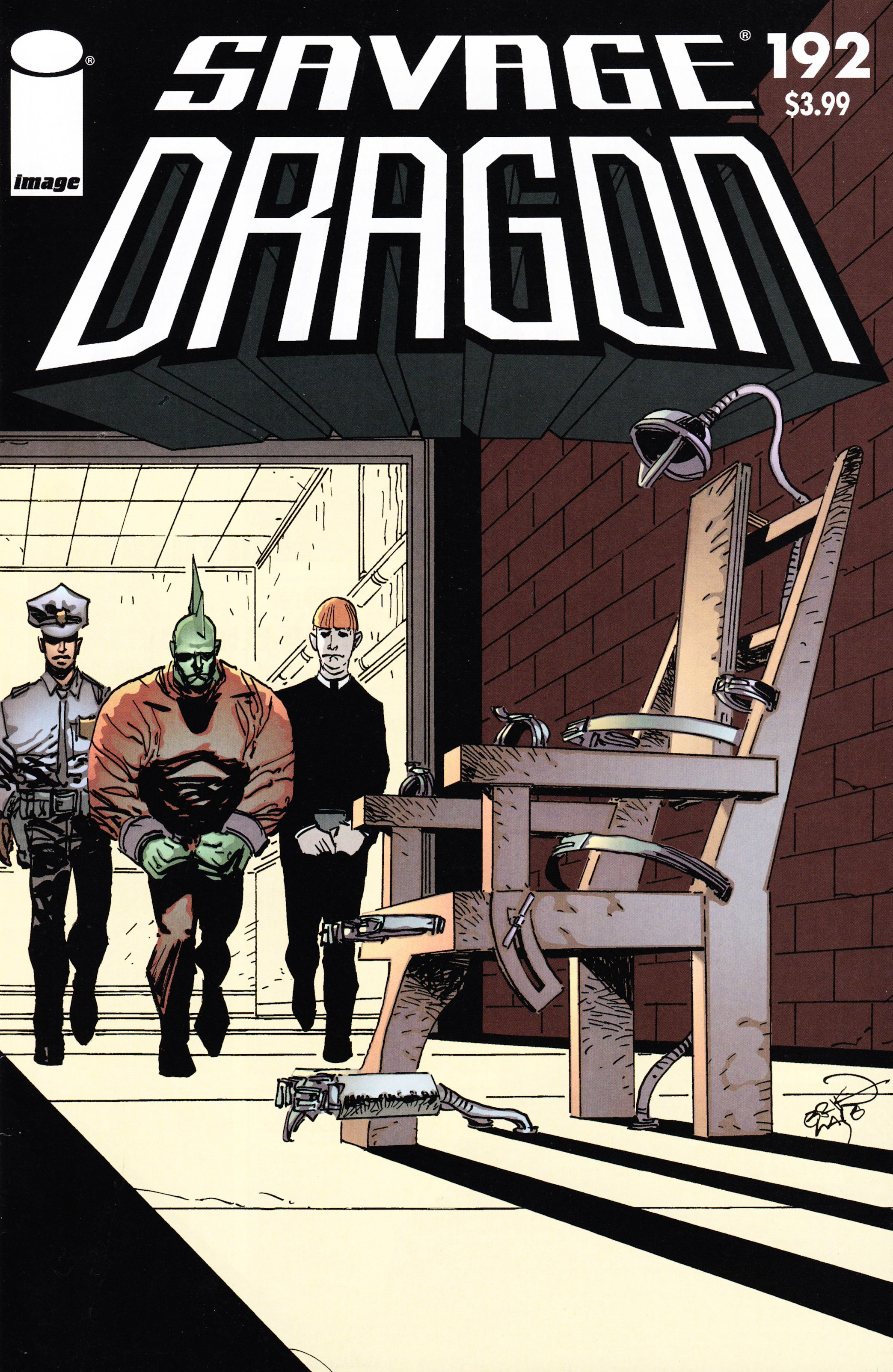 Cover Savage Dragon Vol.2 #192