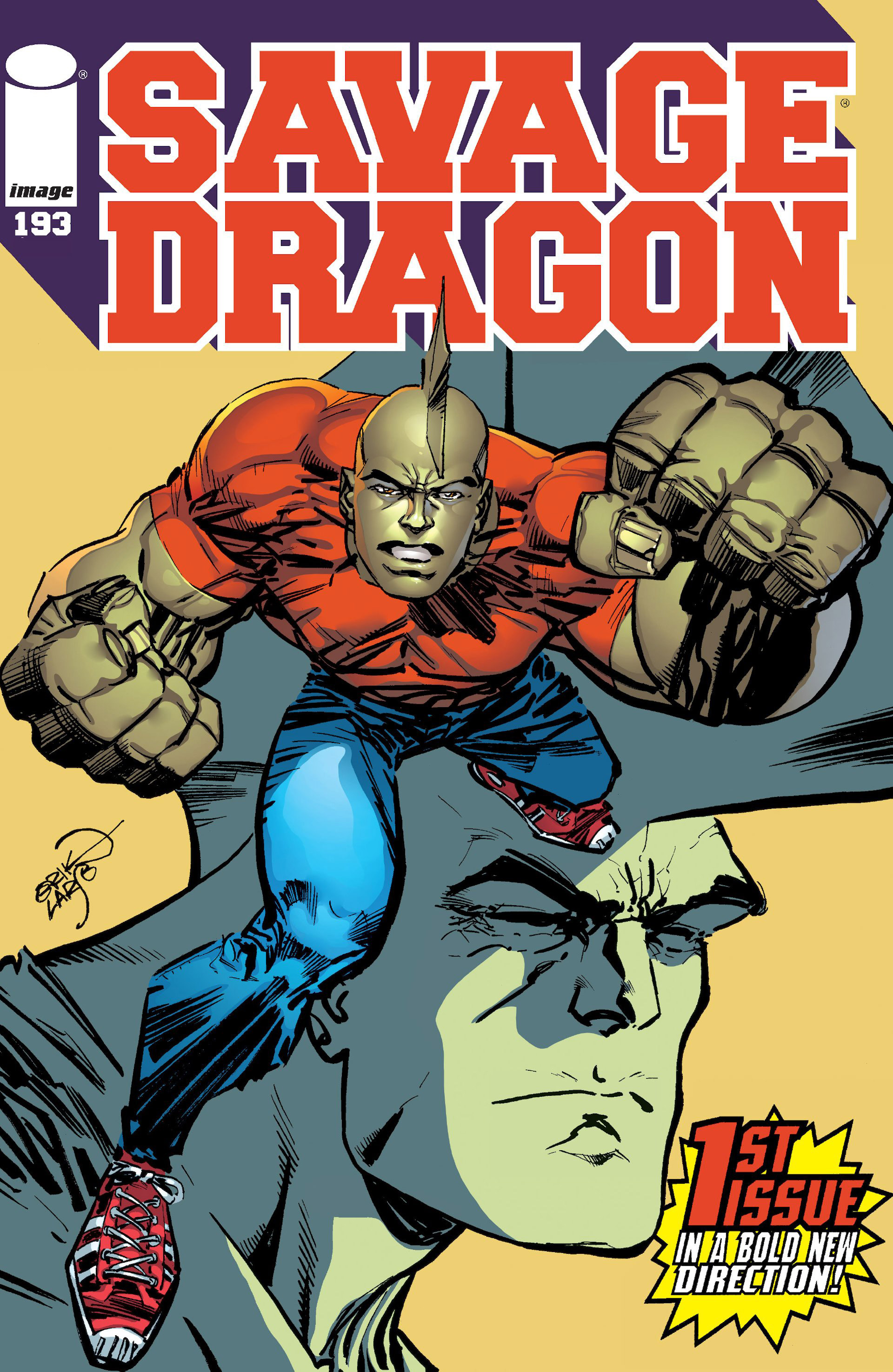 Cover Savage Dragon Vol.2 #193