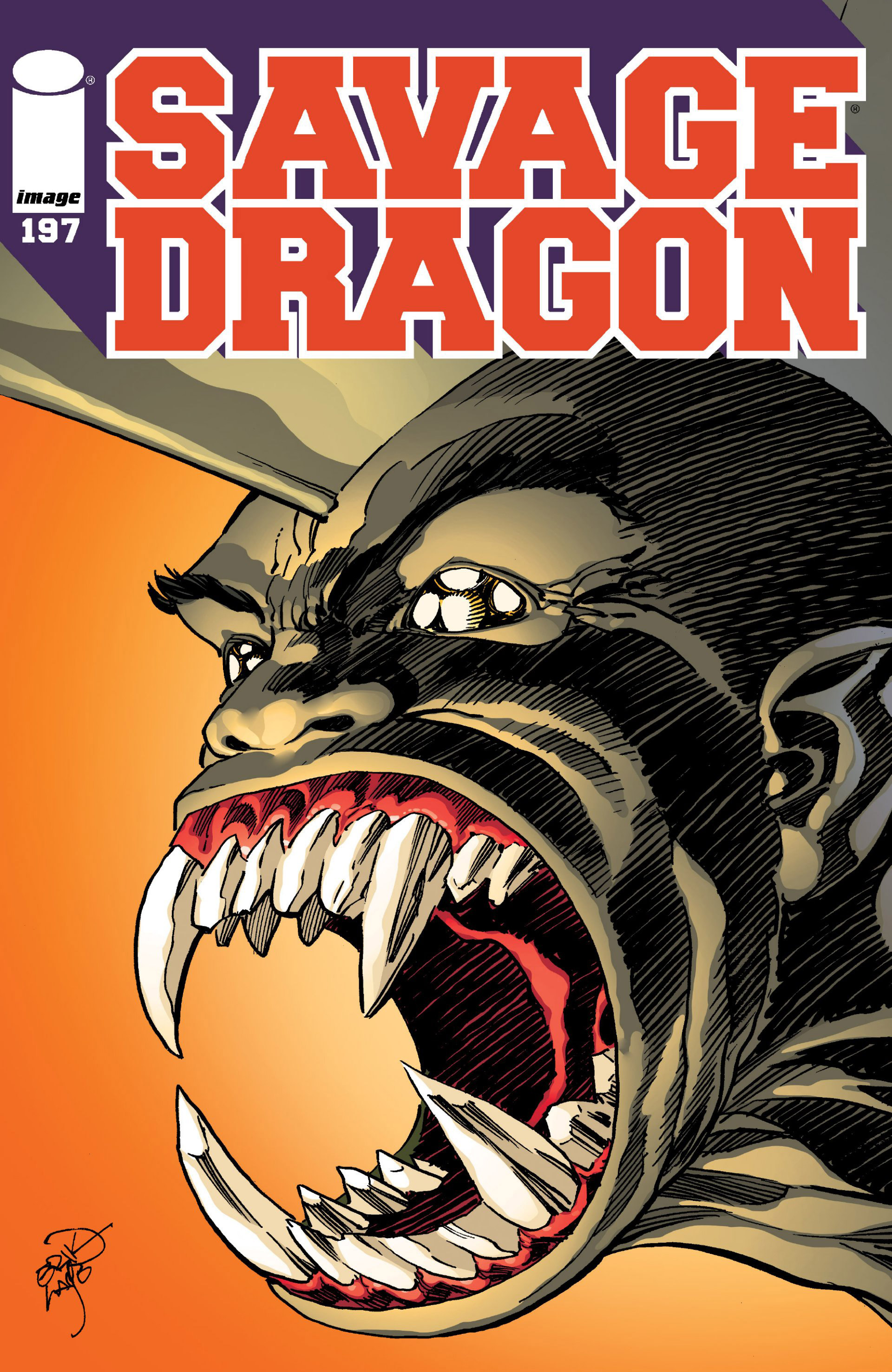 Cover Savage Dragon Vol.2 #197
