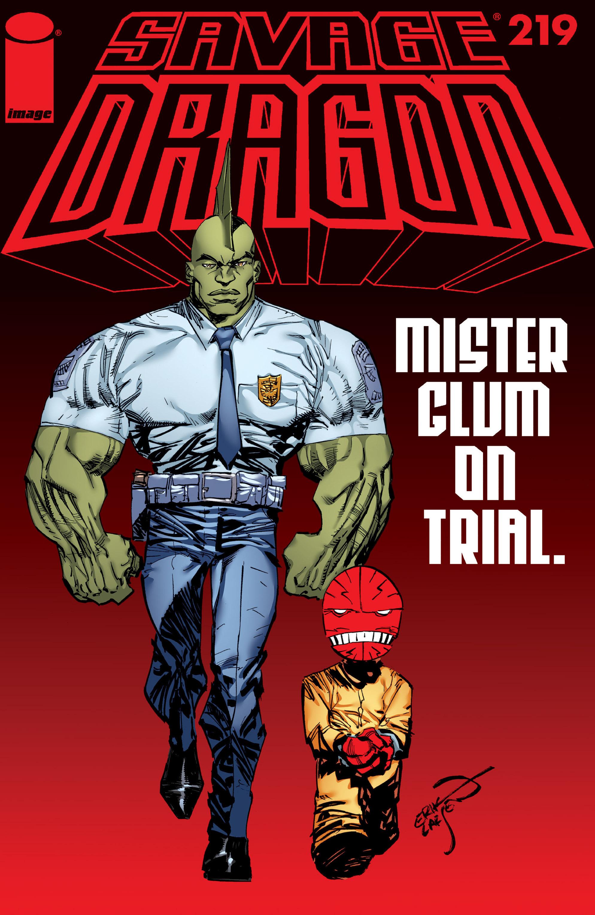 Cover Savage Dragon Vol.2 #219