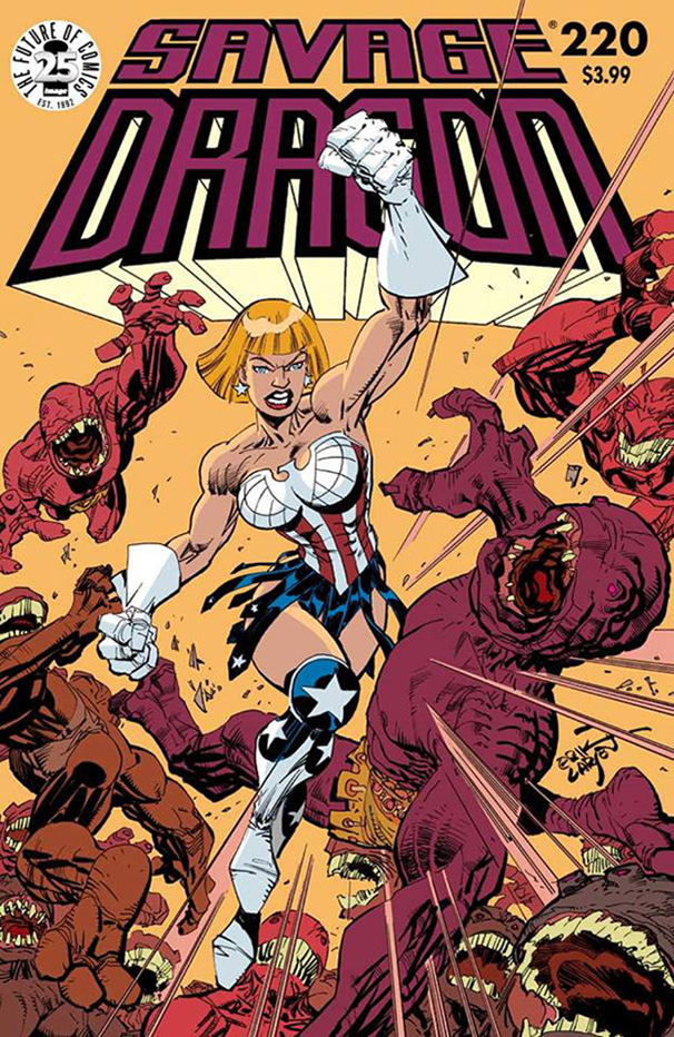 Cover Savage Dragon Vol.2 #220