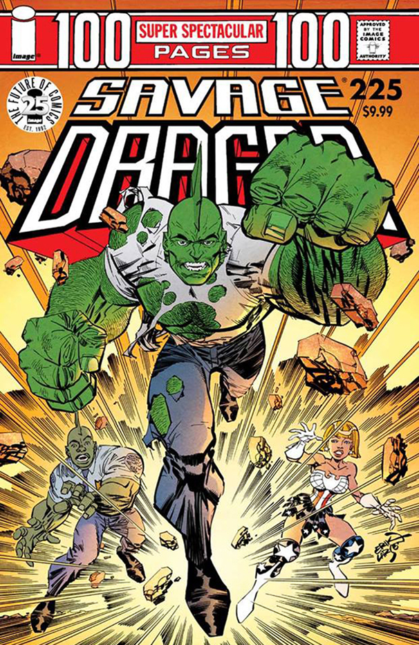 Cover Savage Dragon Vol.2 #225