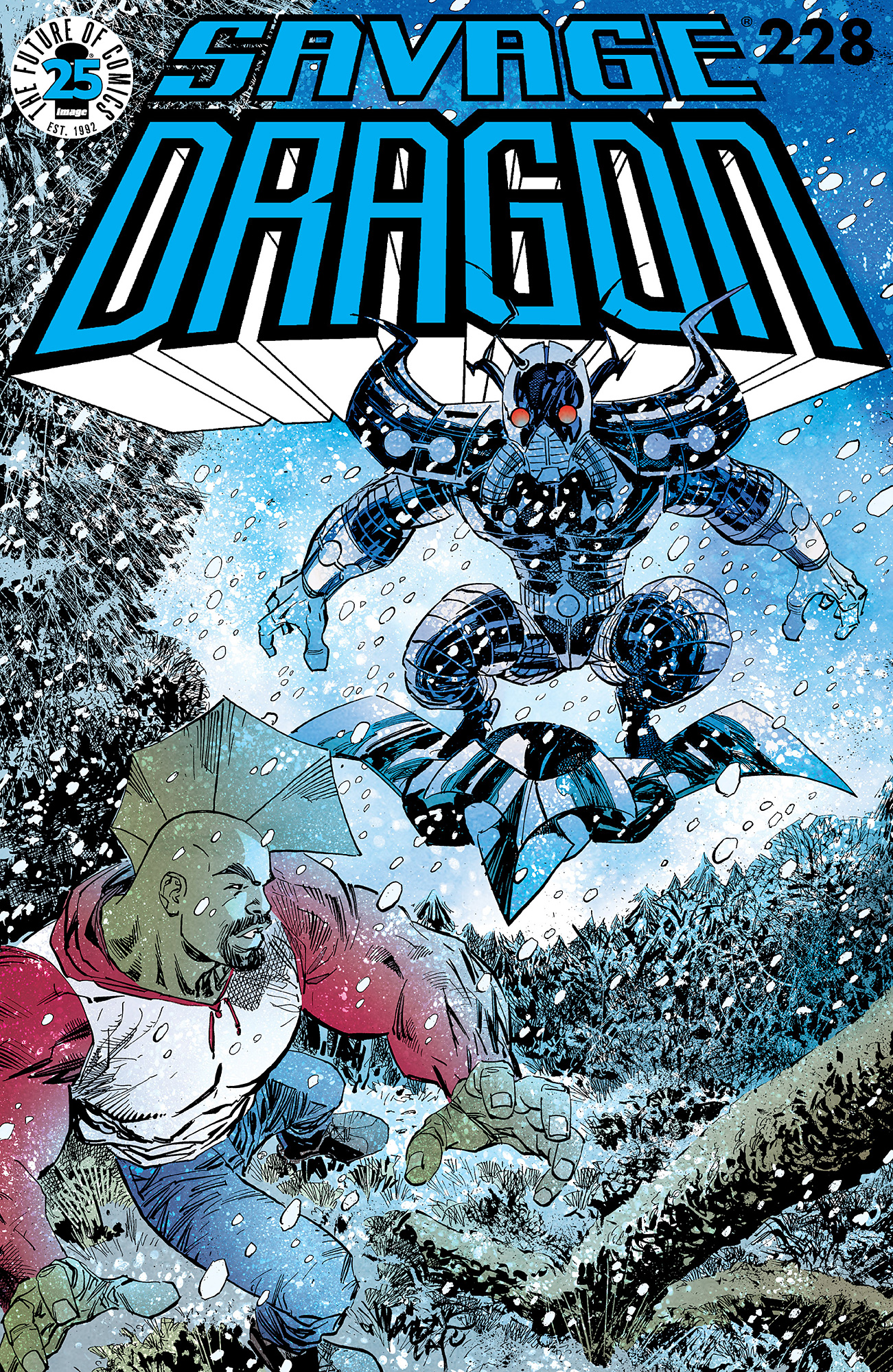 Cover Savage Dragon Vol.2 #228