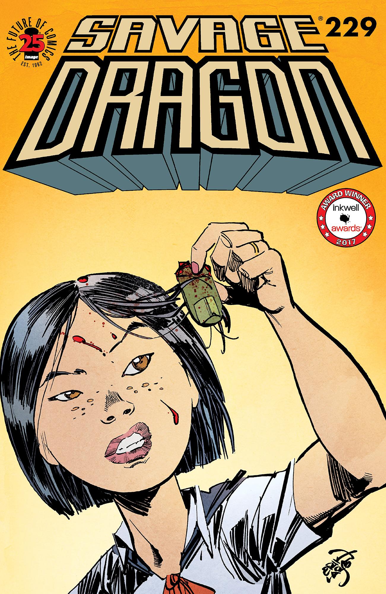 Cover Savage Dragon Vol.2 #229