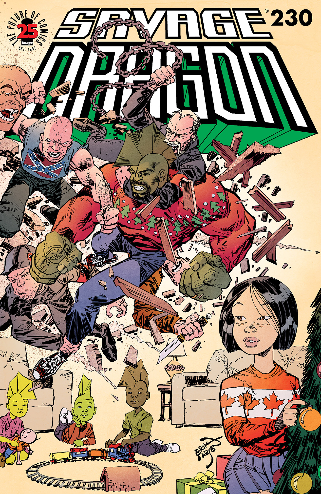 Cover Savage Dragon Vol.2 #230